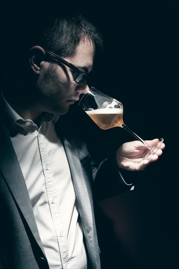 The beer taster